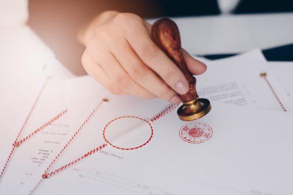 Voorbereiding op je huwelijk; breng ook een bezoek aan je notaris