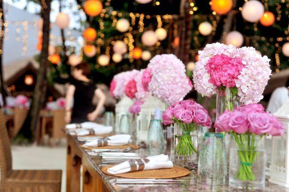 Stappenplan voor het organiseren van een spetterend bruiloft feest