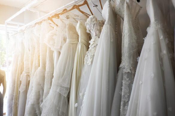 3 tips voor het vinden van de beste bruidsjurken