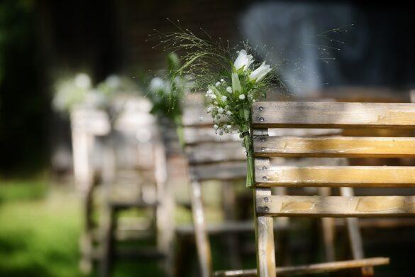 Eerste hulp bij een bruiloft